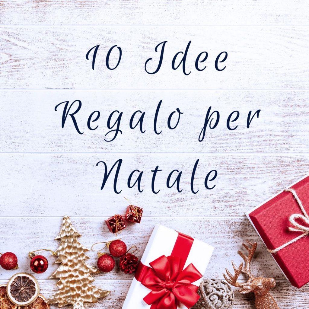 10 Idee regalo per Natale - Venere Mana